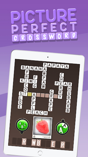 Picture Perfect Crossword 2.7 Mod screenshots 1