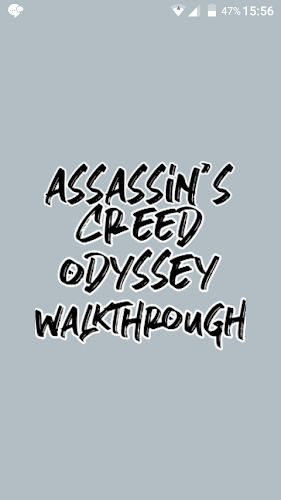 Download Assassin's Creed Odyssey walkthrough Gameplay APK
