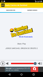Radio Camino de Santidad- screenshot thumbnail
