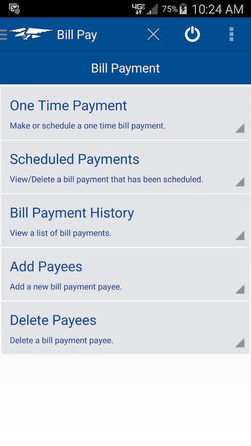 Reelfoot Bank Mobile Banking- screenshot