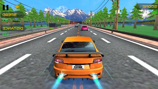 Highway Traffic Drift Cars Racer 1.0 screenshots 7