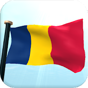 Chad Flag 3D Live Wallpaper