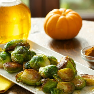 Apple Cider Brussels Sprouts Recipe