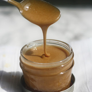 Low Calorie Peanut Butter Topping
