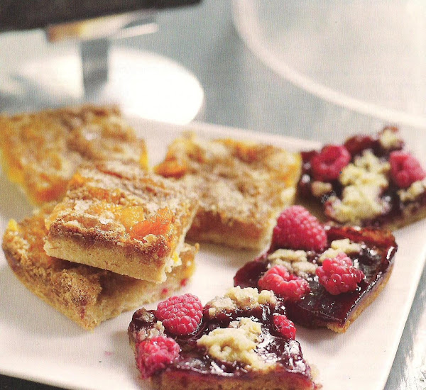 Apricot Bars From The Fat Witch Bakery Recipe