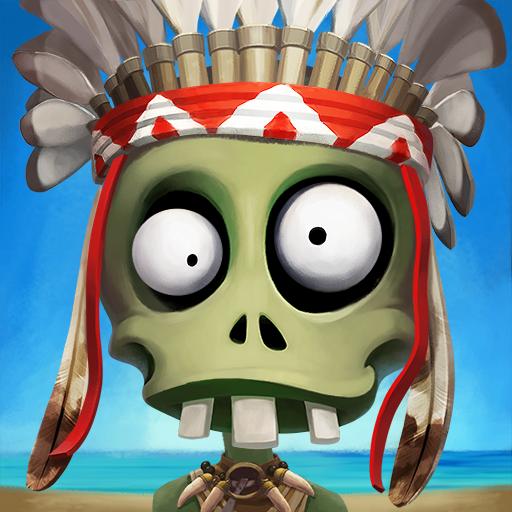 Zombie Castaways APK Cracked Download
