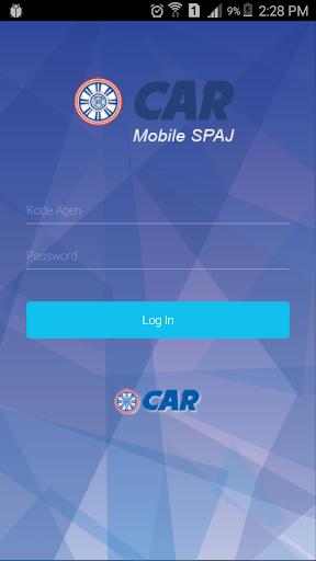 CAR Mobile SPAJ