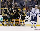 Direction playoffs pour les Bruins