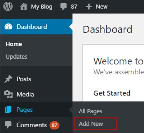Langkah-Penting-Setelah-Install-WordPress-Cara-Membuat-Halaman-About-Us