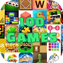 100 GAMES icon