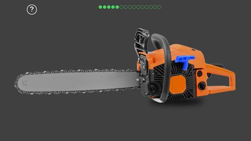 Chainsaw 1.2 screenshots 3