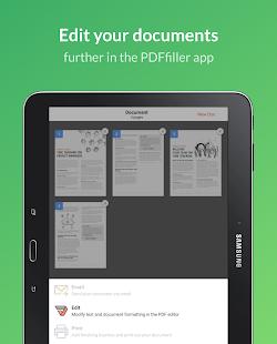 ScanToFill: Document Scanner - Scan PDF file fast