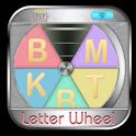 Letter Wheel Optic - English icon