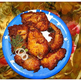 Punjabi Fried Fish