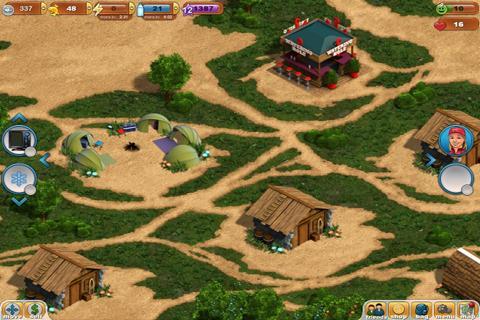 Fishing Paradise 3D Free+ screenshot 3