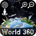 World 360 - Street View Panorama 3D icon