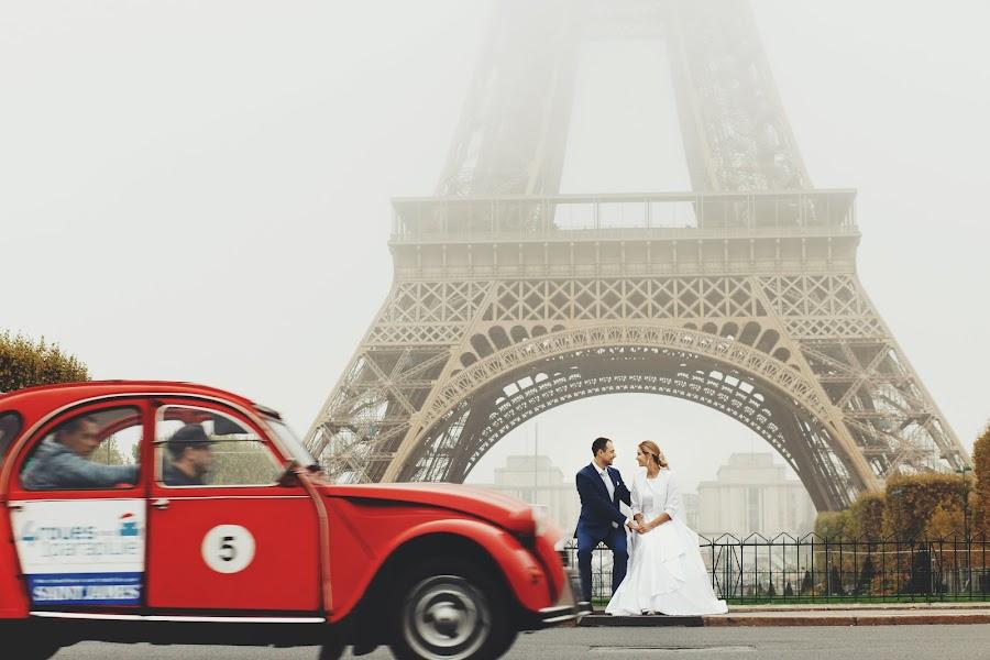 Wedding photographer Volodymyr Ivash (skilloVE). Photo of 02.02.2018