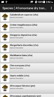 Africa Tree Species Finder- screenshot thumbnail