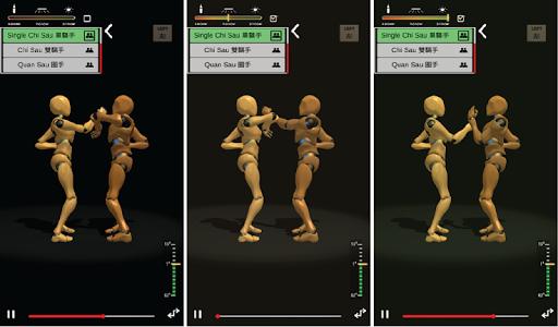 Wing Chun Trainer 3.4 screenshots 5