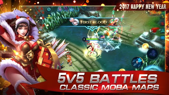Mobile Legends Bang bang 1.1.50.1324 APK + MOD (Radar Hack)