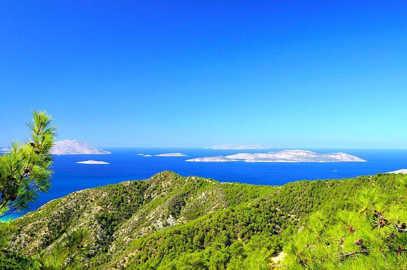 Греческие острова. Родос