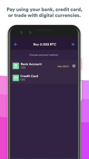 BRD - bitcoin wallet for Android apk 4
