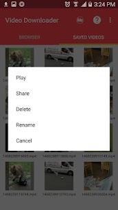 Video Downloader for Facebook 5