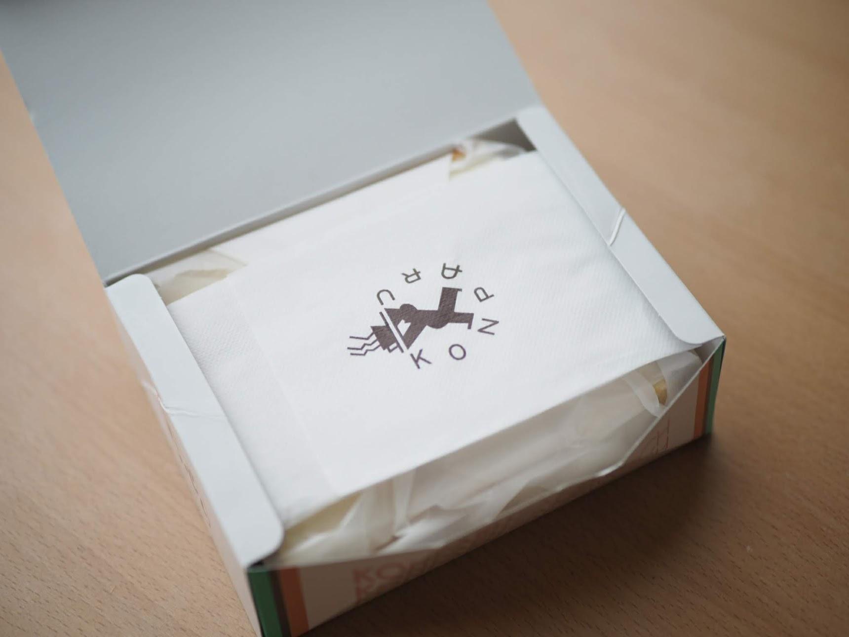 紙のナフキン