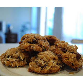Sultana Cookies.