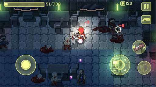 Ailment: space shooting pixelart game filehippodl screenshot 12