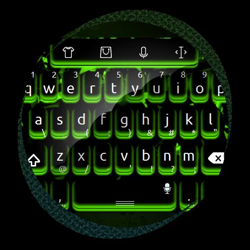 绿叶 TouchPal 皮肤Pífū 個人化 LOGO-玩APPs