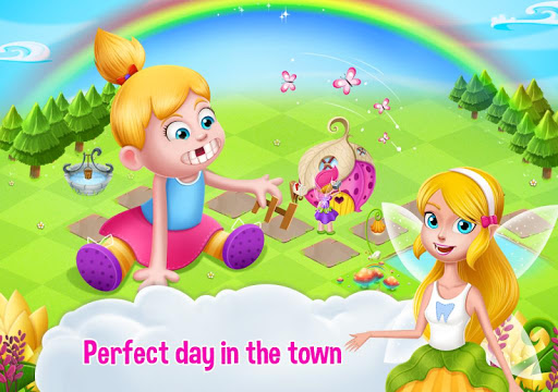 Tooth Fairy City Tale