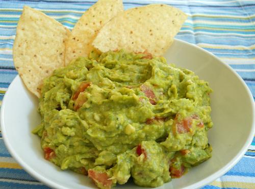 Guacamole Ole` Recipe
