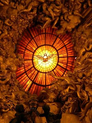 La Gloria del Bernini. Lo Spirito Santo di Lucky2013