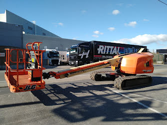 Picture of a JLG 400SC
