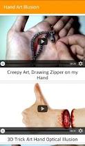 Hand Art Illusion - screenshot thumbnail 03