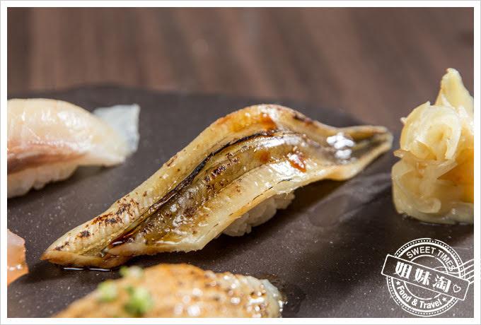 墨吉日本料理綜合握壽司星鰻握壽司