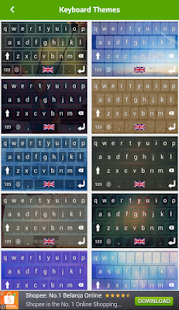 Photo Keyboard - Colour Keyboard 2018 - náhled