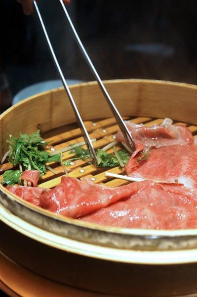 美食火鍋控秋天必吃!品茗頂級的茶湯火鍋。蘭亭和牛極緻鍋/蘭亭鍋物割烹