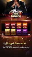 Screenshot of Baccarat - Real Casino Live