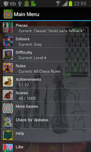 Chess Art for Kids (No Ads) - Bagatur Engine Screenshot