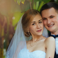 Wedding photographer Anastasiya Podyapolskaya (Podyaan). Photo of 27.11.2016