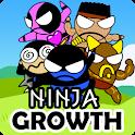 Ninja Growth - Brand new clicker game icon