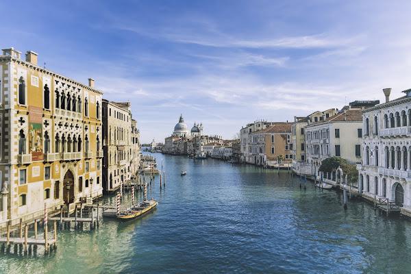Venezia oggi  di pierce