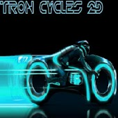 Tron Cycles 2D