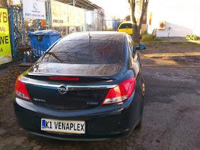 Photo: opel insignia przyciemnianie szyb małopolska kraków venaplex.pl zmiana koloru auta,folie okienne i przyciemniające małopolska