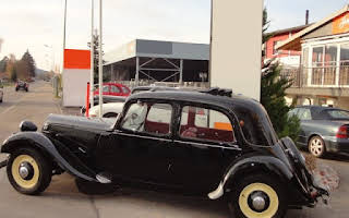Citroen 11 BL Rent Zürich