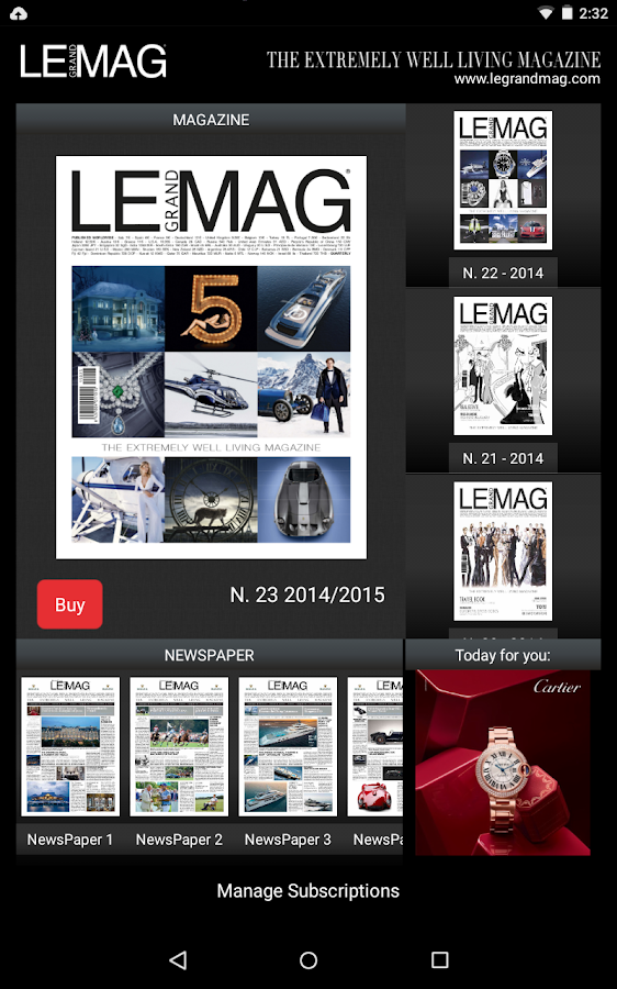 LE GRAND MAG- screenshot