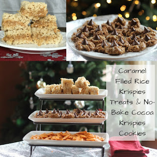 Condensed Milk Rice Krispies Recipes