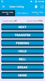 Netsol Token Calling - náhled